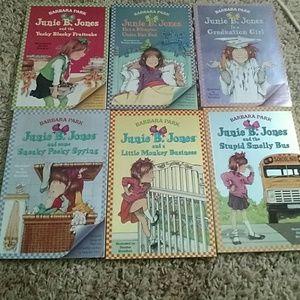 Other - Junie B. Jones book lot  by Barbara Park